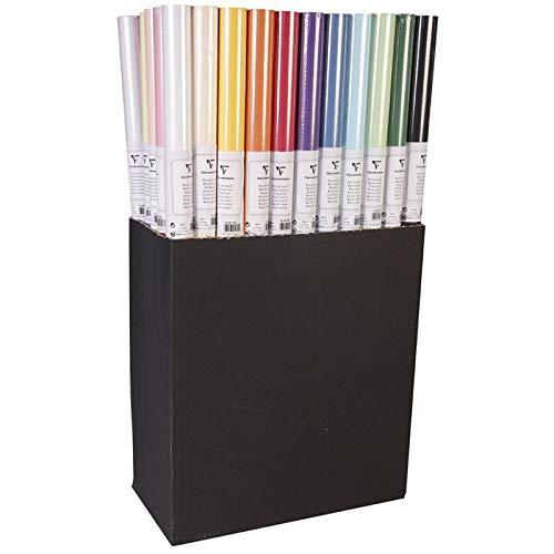Rouleau papier kraft 3x0,70m en pres. ass. 50 rlx