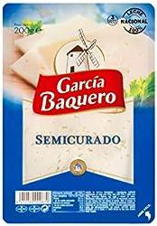 García Baquero Queso Semicurado - Lonchas 200gr