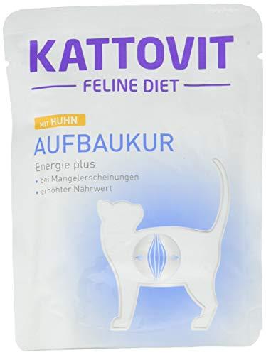 Kattovit Aufbaukur Huhn, 24er Pack (24 x 85 g)