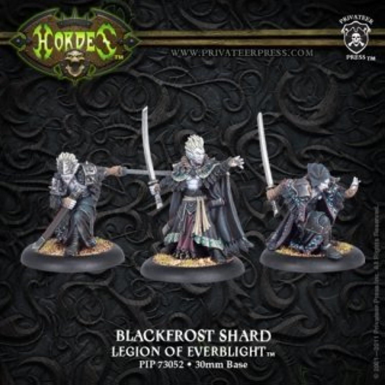 Hordes  Legion of Everblight Blackfrost Shard (3 figures) by Hordes