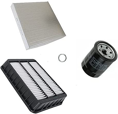 1 year warranty Compatible Popular standard with Mitsubishi Outlander Air Oil Gaske Cabin Filters
