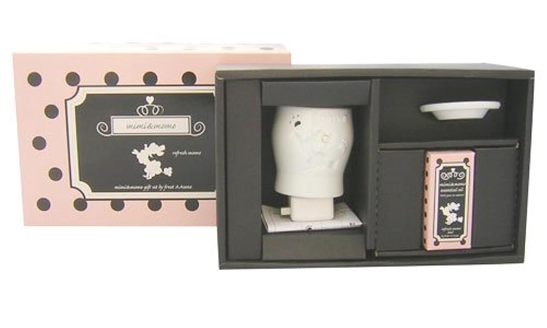 発生器換気濃度フリート ミミ&モモ リフレッシュモモ オイル1本セット