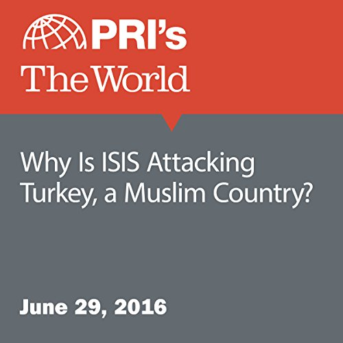 Why Is ISIS Attacking Turkey, a Muslim Country? audiobook cover art
