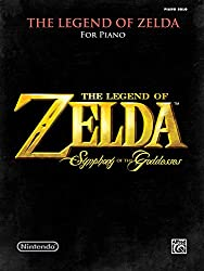 The Legend of Zelda Symphony of the Goddesses: Piano Solo.