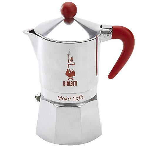 Bialetti 5932–Caffettiera espresso Break 3tazze, alluminio