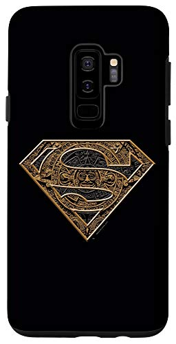 Galaxy S9+ Superman Aztec Shield Case