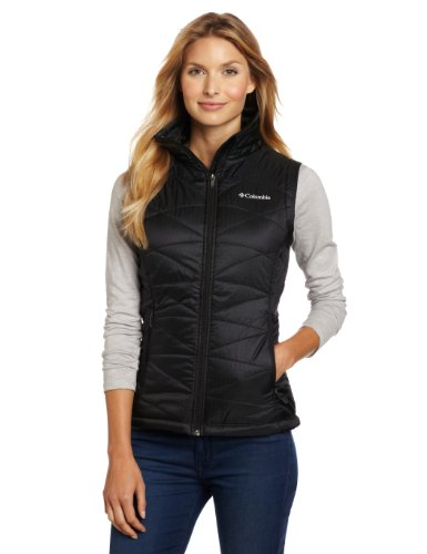 Columbia Women's Mighty Lite III Vest, Black, X-Large