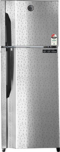 Godrej 311 L 3 Star Frost Free Double Door Refrigerator(R T Eon 311P 3.4 STL VCT, Steel)