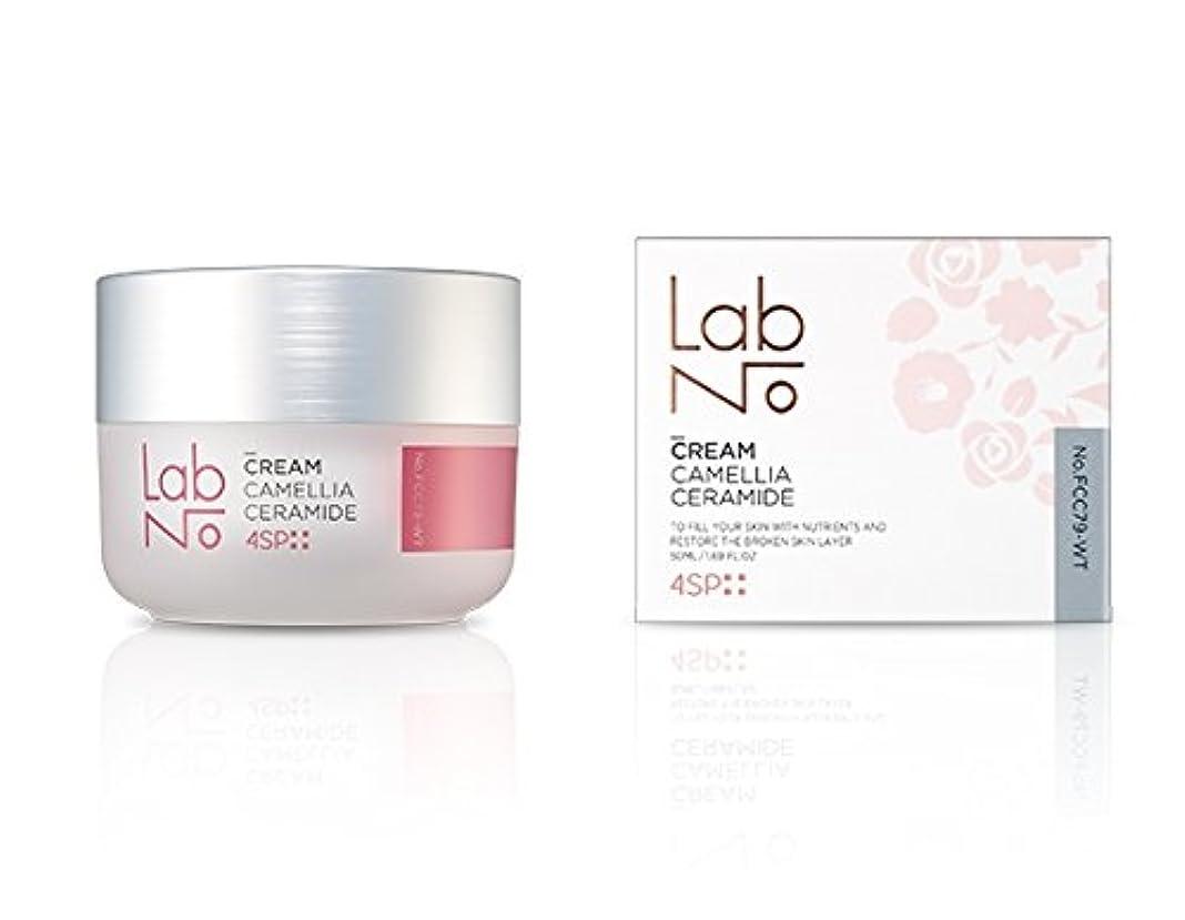 シミュレートする目的交換[LabNo.]4SP カメリア セラマイド クリーム(4SP Camelia Ceramide Cream) [並行輸入品]