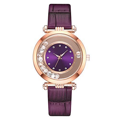 LJSGB Watch For Luxury Temperament Lady Leather Belt Diamond Analog Quartz Running Gear Best Digital Watches Hot Sales Clock