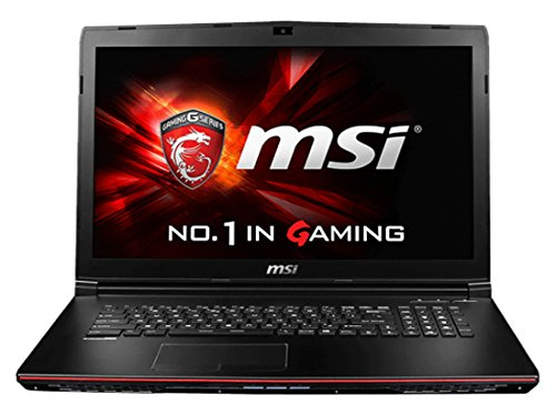 MSI Gaming GP72–2qei71612.7GHz i7–5700HQ 17.31920x 1080pixel schwarz Laptop