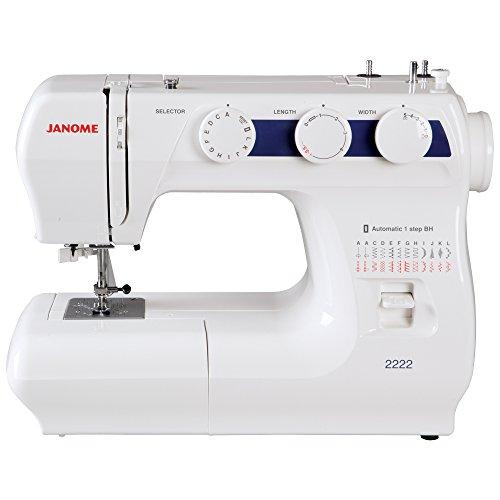 Janome 2222 Sewing Machine