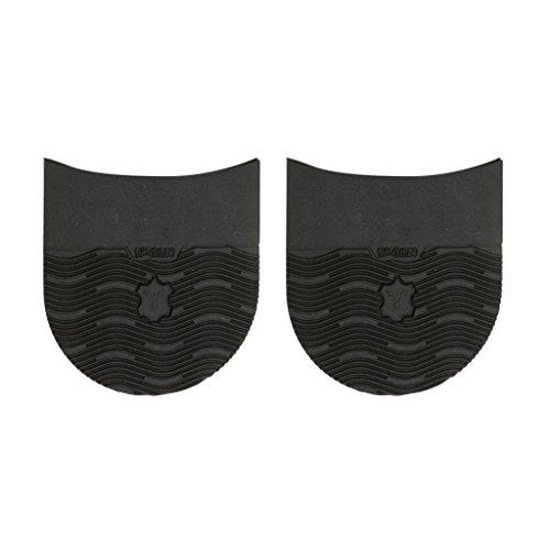 Gazechimp 5.2mm Paire Semelles Coussin de Hauteur Antidérapants Hommes Talonnette Pad Insert Accessoire de Chaussures Réparation - 8, Taille unique