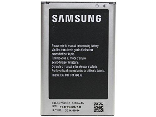 Batería Original para Samsung EB-Ion BN750BBE Galaxy Note 3 Neo
