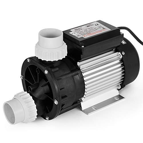 CUGIA JA100 Pompa di Circolazione Pompa SPA 1HP 750W 360L / Min Pompa vasca idromassaggio Circolazione acqua Pompa Piscina fuori terra (JA100A)