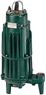 Zoeller 508-0007, ProPak98 Sump Pump System With Primary Pump M98 and Model 508 Aquanot 12V Battery Back-up