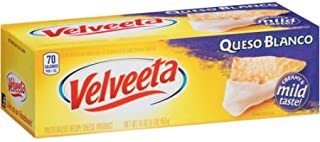 white velveeta cheese
