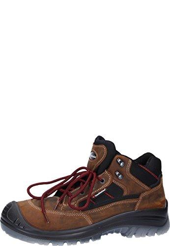 CanadianLine Sherpa braun, Sicherheitsschuh Klasse: EN ISO 20345:2011 S3, Braun, 43 EU