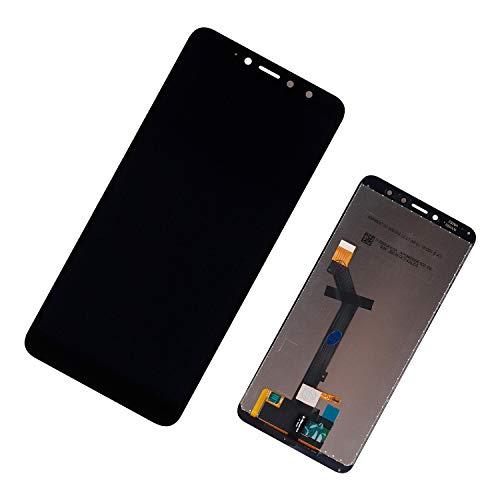 Duotipa Pantalla compatible con Xiaomi Redmi S2 M1803E6G 5,99 pulgadas, pantalla LCD, digitalizador, kit de montaje + herramientas (negro)