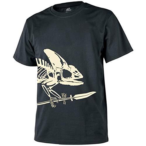 Helikon-Tex T-Shirt (Full Body Skeleton) -Cotton- Black
