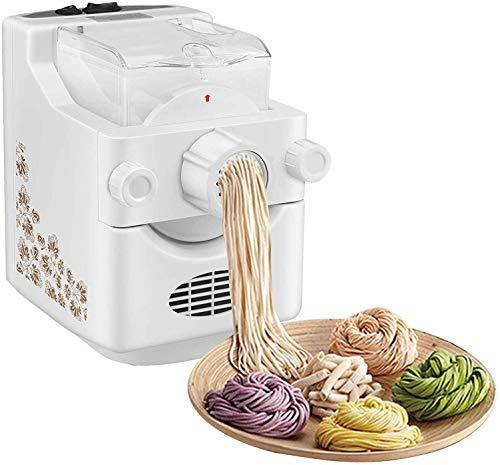 Kacsoo Macchina per Pasta Completamente Automatica 1 libbra di noodles fatti in casa entro 10 minuti o meno 11 forme di noodle tra cui scegliere Prepara spaghetti, penne.