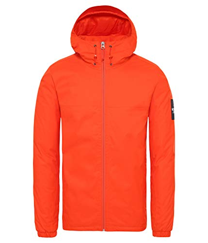 The North Face Insulated Mountain Quest Jacket - Chaqueta para Hombre T93XWH 3YQ Tangerine Tango
