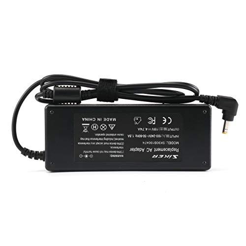 90W 19V 4.74A AC Notebook Charger for Toshiba Satellite L305 L305D L455 L505 L505D L635 L645 L655 L655D L745 L755 L775 L855 L875 C55 C655 C675 C850 C855 PA3714U-1ACA PA3917U-1ACA PA5177U-1ACA