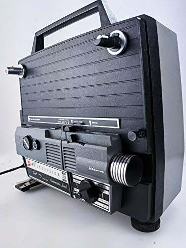 GAF AnscoVision Dual Super 8MM and 8MM Film Projector