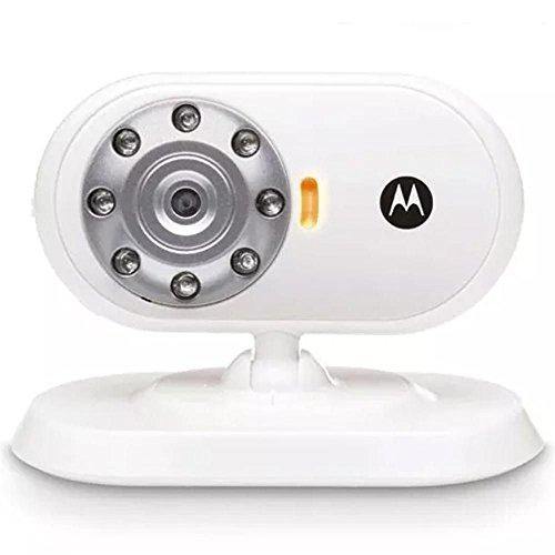 Babá eletrônica Motorola MBP622 alcance até 300M e LCD 2.4