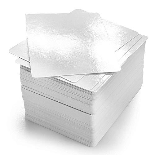 LotFancy Trocken Löschen Leere Spielkarten, 180 Stück wiederverwendbare Flash-Karten, Message Card, Study Learning Card, Wortschatz-Karte, DIY-Geschenkkarte, Spielkarte, glänzendes Finish, Poker-Größe
