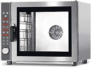 Venix - Horno combinado para panadería, repostería digital, sistema de lavado de 5 a 10 niveles, 600 x 400, 5 bandejas 600 x 400