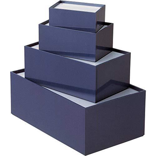 TEKO P/2.10 Universal-Gehäuse 110 x 72 x 50 Kunststoff Grau, Blau 1 St.