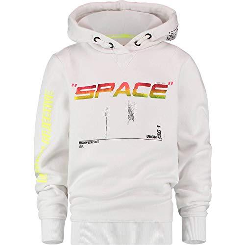 Vingino Boys Sweatshirt, Hoodie Nerick, Fb. real White (10)