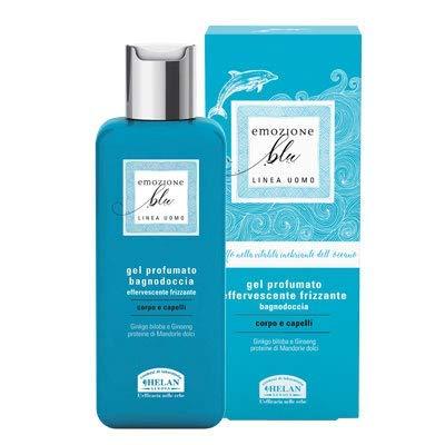 Helan - Emotion bleu gel parfumé bain douche 200 ml
