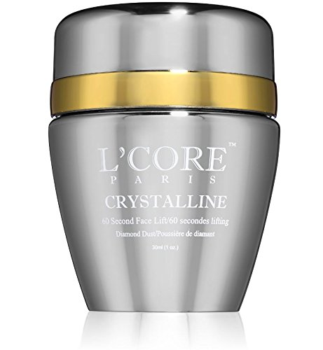L'Core Paris Crystalline 60 Sec Face Lift Cream L'core Crystaline 60 Sec Face Lift Cream- 1oz / 30ml - The BEST 60 seconds cream - Anti Aging, Tightening and Lifting Mask