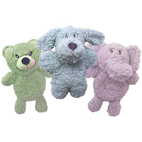 MPP Aromadog Fleece Dog Toy Calming Pet Seperation Anxiety Aromatherapy Choose Shape (Fleece Plush - 9')