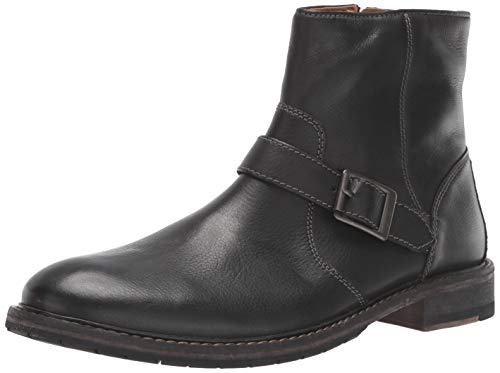 Clarks Men's Clarkdale Spare Ankle Boot, Black Leather, 13 M US