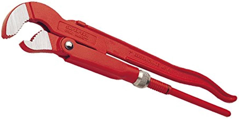 'Rothenberger 145200000 Rohrzange 45 °, Super S, S, S, 2  , 67 mm, Länge 535 mm, rot B00EXUN3HK | Bekannt für seine hervorragende Qualität  33f36f