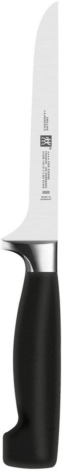 Zwilling J.A. Henckels Four favorite Star Stainles High 5-1 2-Inch Rare Carbon