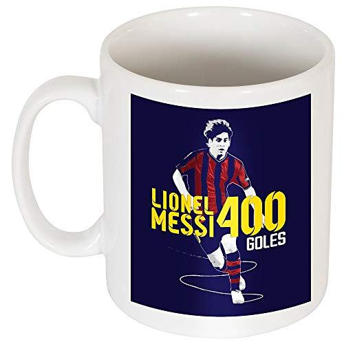 Messi Rekord 400 Tore Tasse