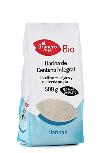 HARINA CENTENO BIO 500 gr