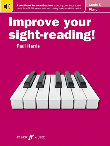 Improve your sight-reading! Piano Grade 5 (English Edition)