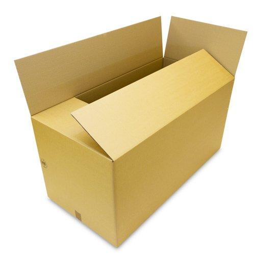 5x Faltkartons 1200 x 600 x 600mm - Kartons DHL - Versandkarton
