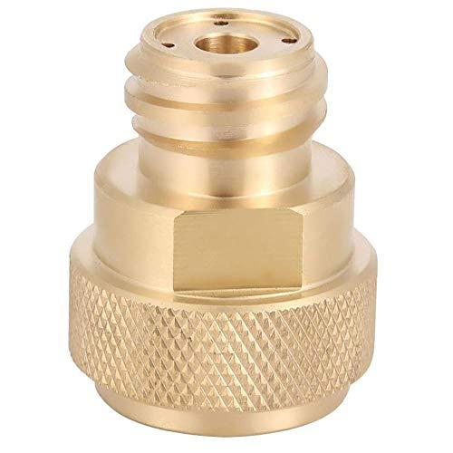 Ersatz für SodaStream CO2-Tank Paintball Kanister Refill-Adapter C02-Umwandlung - Messing poliert