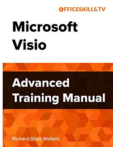 Microsoft Visio Advanced Training Manual