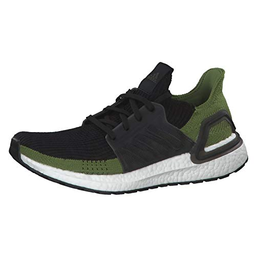 adidas Ultra Boost 19 M Black Black Tech Olive 43