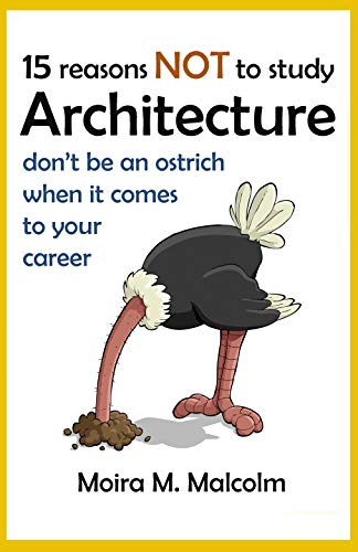 15 reasons NOT to study architecture: career's advice (English Edition)