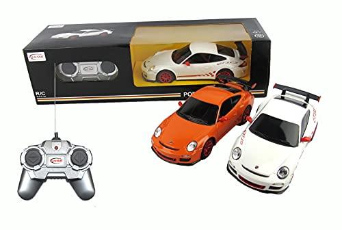 Rastar - 003990 - Radio Commande - Voiture - Porsche 911 GT3 RS - Echelle 1:24 - Coloris aléatoire