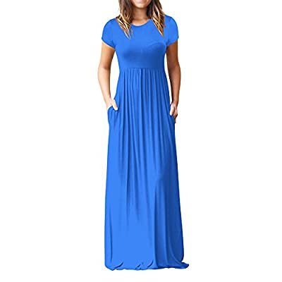 Tosonse Sommer Casual Maxi