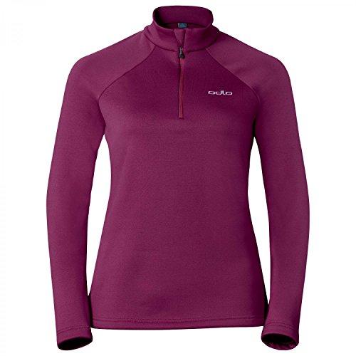Odlo Snowbird - Mono de esquí para Mujer, Color Rosa, Talla XL
